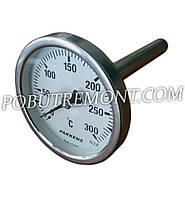 Термометр на духовку 0-300°C/100мм/резьба 0,5G Pakkens (Турция)