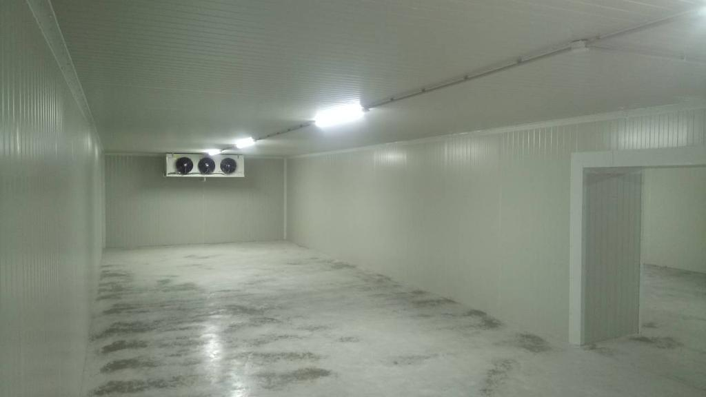 Морозильная камера склад для мороженного