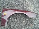 Крыло переднее правое Mazda Xedos 6 1992-1999г.в. вишня дефект (указан на фото), фото 5