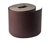 """Шлифовальная шкурка """"Бригадир Standart""""  на тканевой основе в рулоне  ширина 200мм длинна 50мР150"""