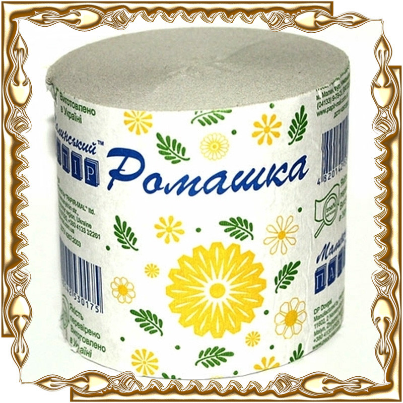 Туалетная бумага Ромашка 48 шт./уп.