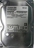HDD 500GB 7200 SATA3 3.5 Toshiba DT01ACA050 неисправный 335YN9JMSWK5, фото 1