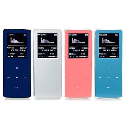 ONN W6 8GB 1.8 дюймов Экран Bluetooth MP3 Music Player Lossless Voice Recorder, фото 2