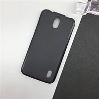 Силиконовый TPU чехол JOY для Huawei Ascend Y625 черный