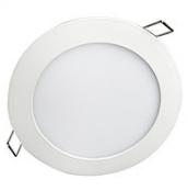 Светодиодный светильник LED SDL 24W 4100К круг 300мм белый