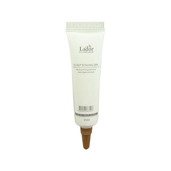 La'dor Сыворотка-пилинг для кожи головы Scalp Scaling SPA 15g