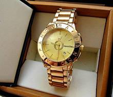 Часы PANDORA в золоте. Качественные женские часы. Интернет магазин часов. Стильные женские часы.