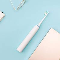 Xiaomi Soocare Sonic USB Зарядка белой электрической зубной щеткой IPX7 Водонепроницаемы Зубная щетка