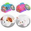 Животные 21011-2 KEENWAY собачка, кошечка, в будке (Собачка)