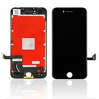 Дисплейный модуль для Apple iPhone 8 черный high copy AAA