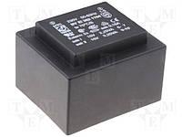 Трансформатор напряжения BV EI 382 1194 (230В/15-15В) /HAHN/