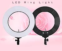 Кольцевая LED лампа для визажистов, фотографов, Бьюти блоггеров, фотосъемка Товара для рекламы