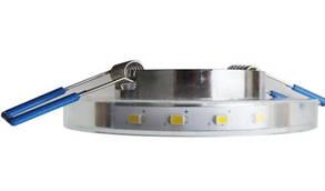 Светодиодный декор. светильник Feron 8686-2 MR16 с LED подсветкой Код.58011, фото 2