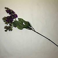 Искусственные цветы Ветка сирени (6 шт)