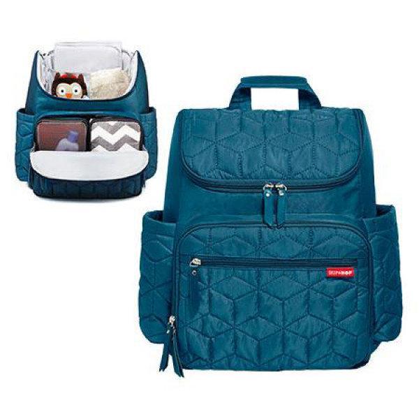 Рюкзак для мам Skip Hop Forma зелёный