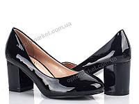 Туфли детские Seven 777-C603 black