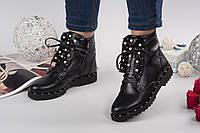 Женские кожаные ботиночки Rich! Украина
