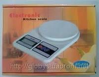Весы кухонные SF-400 до 10 кг.