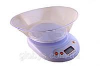 Весы кухонные с чашей ACS KE-2
