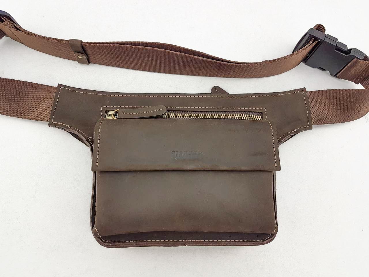 Мужская сумка на пояс VATTO Mk75 Kr450