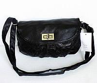 Женская сумочка. Модель № 1142. Цвет черный.