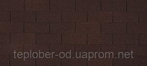 Бітумна черепиця Owens Corning CLASSIC Brownwood (2,29 м.кв./уп.)