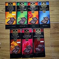 Чёрный Шоколад J.D.Gross в ассортименте 125г.
