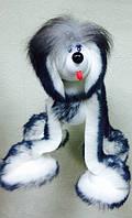 Марионетка игрушка собака на нитях