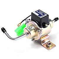 12V Универсальное дизельное топливо низкого давления Электрическое топливо Насос 1/4-дюймовый трубопровод 3-5 PSI