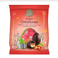 Шоколадные яйца с ореховым пралине и миндальным кремом «OSTER PHANTASIE» 200 g. Германия