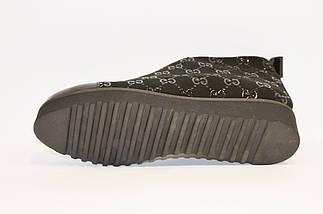 Ботинки замшевые El Passo, фото 3