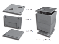 Тепловая камера ПС 45.11.2-1 (КС-7)