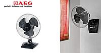 Настольный вентилятор AEG (Оригинал)Германия 23 см