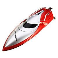 TKKJH1062.4GHighSpeedRacing RC Лодка Беспроводной гоночный корабль Electric Speedboat Model Toys