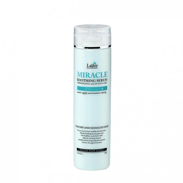 La'dor Увлажняющая сыворотка для волос с термозащитой Miracle Soothing Serum  250g
