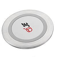 Встроенное Qi Беспроводное зарядное устройство для рабочего стола для Samsung S8 iPhone X