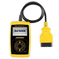 AUTOOL CS320 OBDII Авто Код автомобиля Код Двигатель Считыватель ошибок Код автоматической диагностики Инструмент
