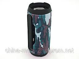 JBL Charge K3+ 15W копия, Bluetooth колонка с FM MP3, Squad камуфляжная, фото 3