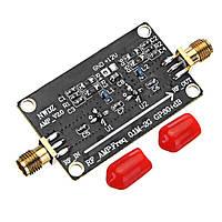 RF Wideband Усилитель LNA 0.1M-2G Gain 60dB Двухступенчатое усиление
