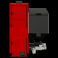 Пеллетный котел Альтеп Duo Pellet N (КТ-2Е-SHN) 15 кВт