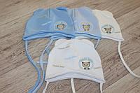 трикотажная шапка  (можно разные цвета)