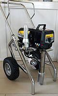 Ремонт и обслуживание (сервис, восстановление) окрасочных аппаратов высокого давления Graco Hvban Wagner Titan