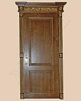"""Двери деревянные """"ДЄ-2"""""""
