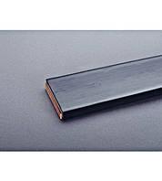 Гибкая шина медная, 10x100x1, изолированая, 1985A, 2м