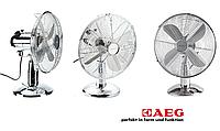 Вентилятор настольный  AEG(Оригинал) Германия (Ø30cm)