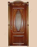 """Двери деревянные """"ДЄ-3"""""""