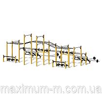 Великий гімнастичний комплекс на 35 осіб