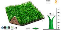 Искусственная трава для  футбольного поля  - 40мм.Тurf Grass Испания