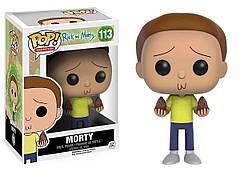 Фигурка Морти Rick and Morty Funko Pop # 113