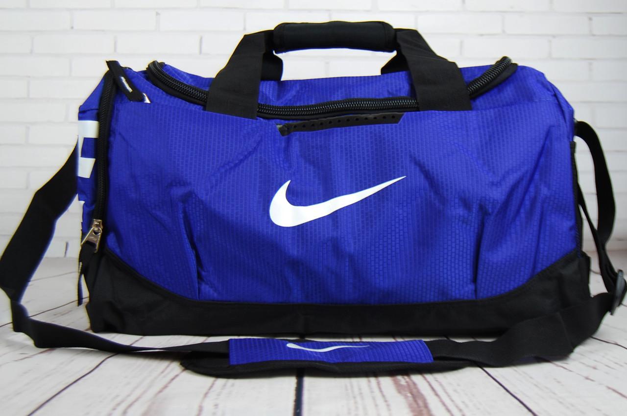 496aea24dc21 Красивая спортивная сумка Nike.Сумка дорожная, спортивная Найк с отделом  для обуви КСС51-